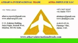 SILICA SAND SUPPLIERS from AITRA IMPEX LLC