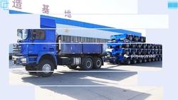Hydraulic Multi Axles Modular Trailer