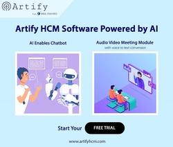 Artify HCM - Ultimate Human Capital Management Solution