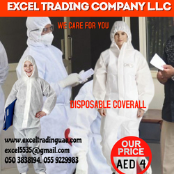 DISPOSABLE COVERALL IN UAE