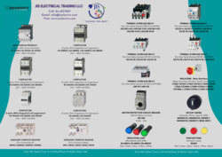 Benedict - Switchgear Components from JIS ELECTRICAL TRADING LLC