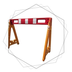 CENTER PART FOR A-TYPE BARRIER
