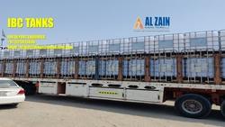ibc tank supplier in uae dubai oman abu dhabi Fujairah ras al khaimah