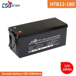 CSBattery 12V 180Ah High temperature GEL Battery for Motorcycle-Power/home-appliance/Car/UPS/Electric-Power/Lighting