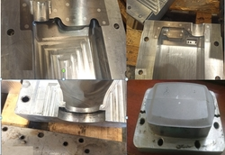 Plastic Blow Mold Maker Plastic Injection Mold Maker from SB GROUP FZE LLC