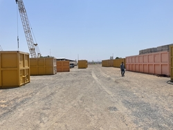Open Yard / Land Storage Facilities  from TRI COLORS GENERAL TRADING LLC