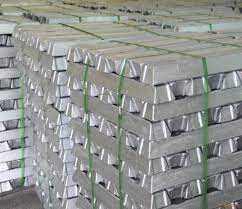 Aluminum Ingots  from SSS AL ZAABI STEEL PRODUCTS TRADING