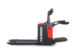 ELECTRIC PALLET TRUCK - BATTERY OPERATED - LITHIUM ION POWERED - PALLET JACK