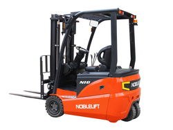 ELECTRIC FORKLIFT - BATTERY OPERATED - LITHIUM ION BATTERY - COLD STORE FORKLIFT