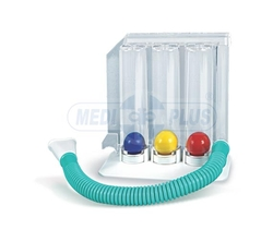 Respiratory /Breathing /Lung exerciser three bottle