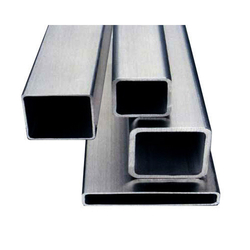 SS 304 Square Pipe from TRYCHEM METAL AND ALLOYS