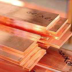 Copper Flat from TRYCHEM METAL AND ALLOYS