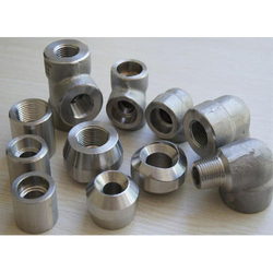 Titanium Forged Fittings from TRYCHEM METAL AND ALLOYS