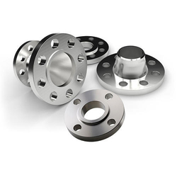 Titanium Flanges from TRYCHEM METAL AND ALLOYS