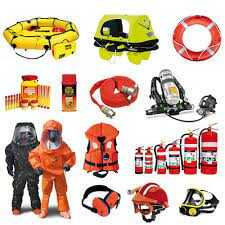 Marine Safety Equipment Supplier in UAE from EXCEL TRADING COMPANY L L C