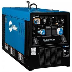 Miller Big Blue 400X Pro Kubota Diesel Generator & ...