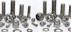 Inconel Fasteners from AMARDEEP STEEL CENTRE