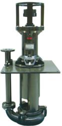 SHV Vertical Chemical Sump Pump