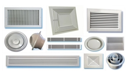 Grills & Diffusers