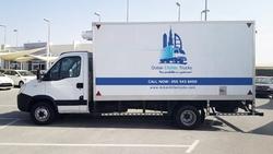 TRUCK DEALERS from DUBAI CHILLER TRUCKS
