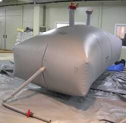 PVC Inflatable Water Tanks supplier in UAE