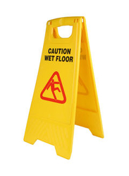 Caution Wet Floor from EXCEL TRADING COMPANY L L C