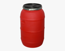 RED OPEN TOP PLASTIC DRUM SUPPLIERS IN UAE  from EXCEL TRADING COMPANY L L C