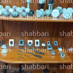FASTENERS from SHABBARI TRADING LLC
