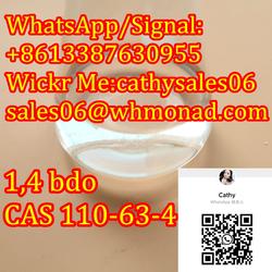 Factory Supply 1, 4-Butanediol Butanediol Bdo / Bdo CAS: 110-63-4 C4h10o2