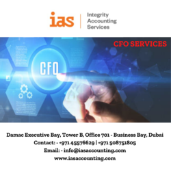 CFO Services in Dubai, UAE from INTEGRITY ACCOUNTING SERVICES