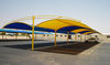 CAR PARK SHADES, GRP Car Parking Shades in UAE