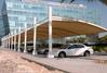 HDPE Car Parking Shades