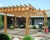 Wooden Pergolas UAE