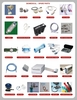 BIOMEDICAL ACCESSORIES AND SPARE PARTS