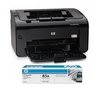 Printer with Scanner  and toners