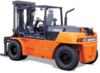 Doosan D250S-5 Diesel Forklift