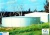 Tanks Providing Water For a Dairy Farm UAE