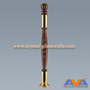 90mm Acrylic stainless steel handrail/railing/mast