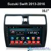 In Car Radio Bluetooth GPS Suzuki Swift 2013-2016