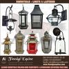 Equestrian Property lights & lantern