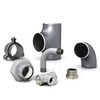 Titanium Pipe Fitting