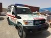 Ambulance Toyota Landcruiser Hard Top GRJ78