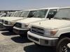 Toyota Land Cruiser GRJ79 pickup New Cars