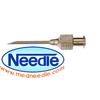 Knurled Luer Lock Hubs Veterinary Needle