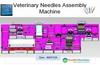 Veterinary Needle Assembly Machine