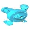 Boat engine pump