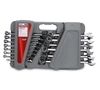 Craftsman 45025 Metric Combination Wrench Set (All ...