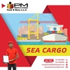 Sea cargo in uk