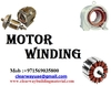 MOTOR WINDING IN MUSSAFAH , ABUDHABI - UAE
