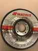 Matrix metal cutting disc